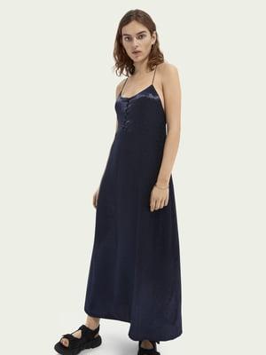 Сукня темно-синя | 5771103
