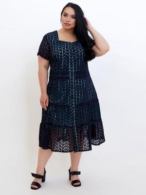 Сукня синя | 5773918