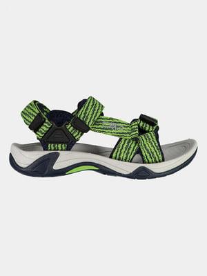 Сандалии зеленые | 5738328