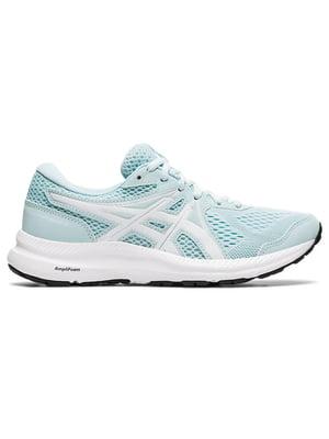 Кросівки блакитні Gel-Contend 7 1012A911-402 | 5772712