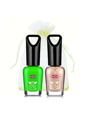 Набор лаков для ногтей «Микс» — 27-04 - Kiss - 5774667