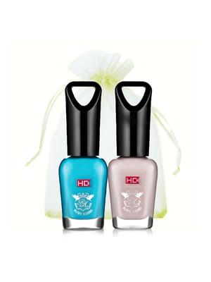 Набор лаков для ногтей «Микс» — 23-15 - Kiss - 5774683