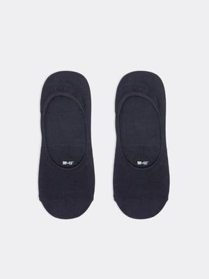 Шкарпетки-сліди чорні | 5774902