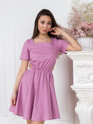 Платье фиолетовое - Leo Pride - 5775260
