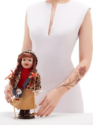 Кукла фарфоровая | 5776050