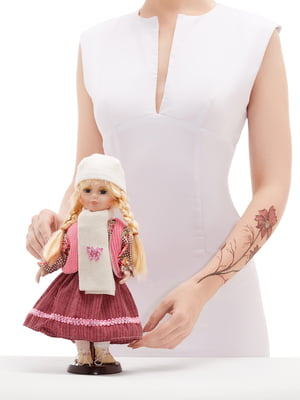 Кукла фарфоровая | 5776052