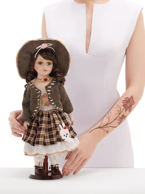 Кукла фарфоровая | 5776055