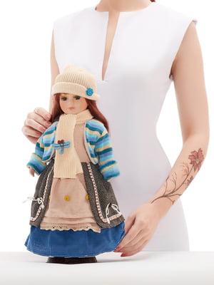 Кукла фарфоровая | 5776059