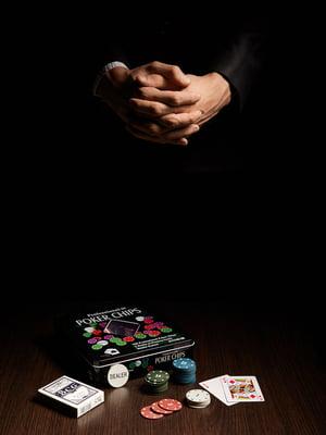 Настільна гра «Покер» | 5776073
