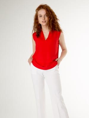 Блуза красная | 5776821