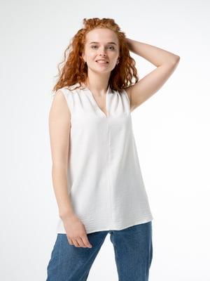 Блуза біла | 5776823