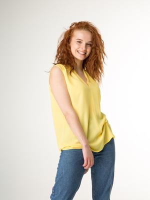 Блуза жовта | 5776824