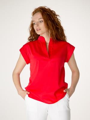 Блуза червона   5776830