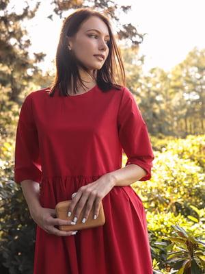 Платье красное | 5776869