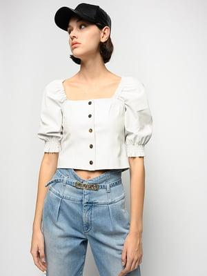 Блуза біла   5776957