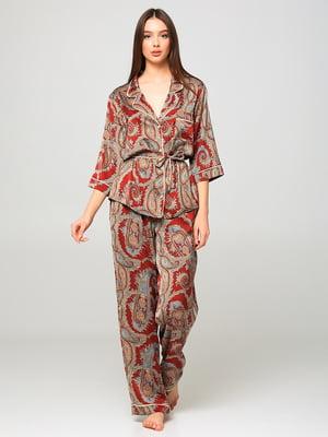Пижама: рубашка и брюки   5777228