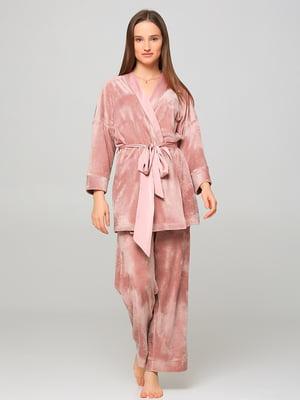 Піжама: кардиган і штани   5777302