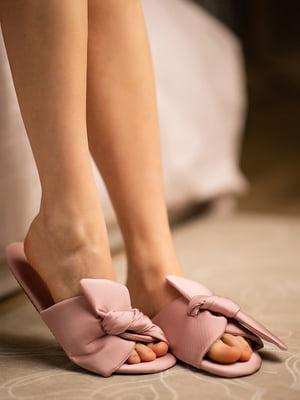Тапочки рожеві   5777316