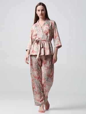Піжама: сорочка і штани   5777330