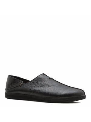 Туфли черные   5763001
