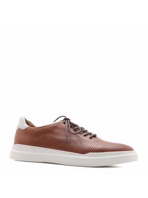 Туфли коричневые | 5763003