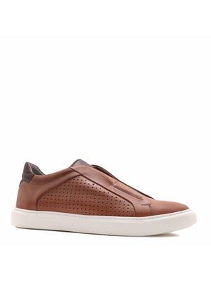 Туфли коричневые | 5763005