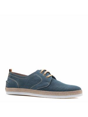 Туфли синие | 5763007