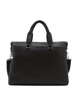 Портфель чорний | 5763008