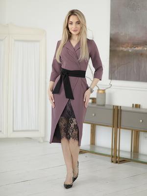 Платье цвета кофе | 5777942
