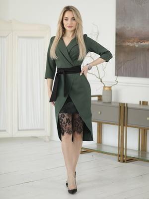 Платье цвета хаки | 5777944
