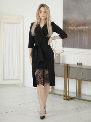 Платье черное | 5777945