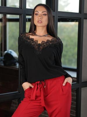 Пуловер черный | 5778018