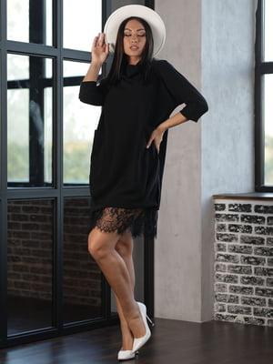 Платье черное | 5778021