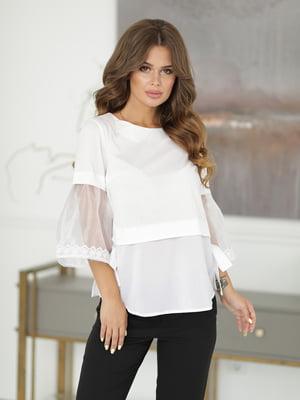 Блуза біла   5778088