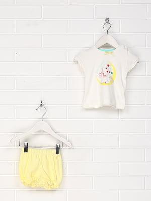 Костюм: футболка и шорты | 5779582