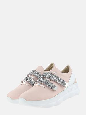 Кросівки кольору пудри | 5743258