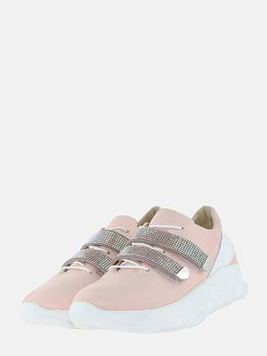 Кросівки кольору пудри | 5743259