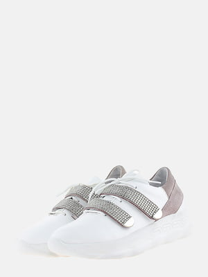 Кросівки білі | 5743260