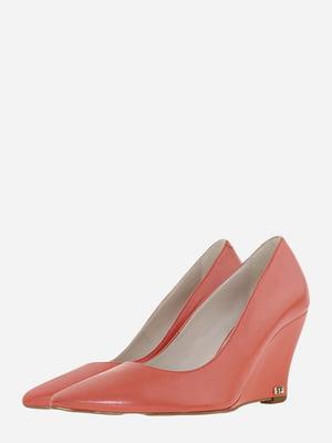 Туфлі коралового кольору   5769817