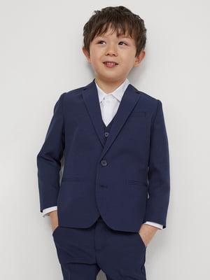 Пиджак темно-синий | 5711336