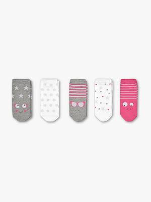 Набір шкарпеток (5 пар) | 5763668