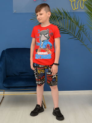 Комплект: футболка и шорты | 5779861
