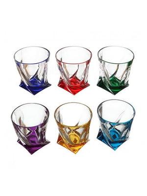 Набір склянок для віскі (340 мл х 6 шт) | 5716584