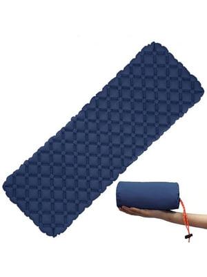 Надувной матрас синий   5780714