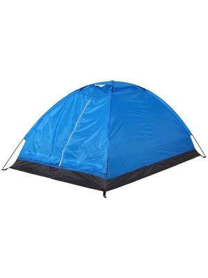 Палатка синяя   5780715