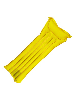 Надувний матрац жовтий | 5780728