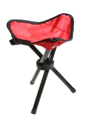 Складной стул красный   5780741