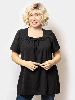 Блуза черная   5781653