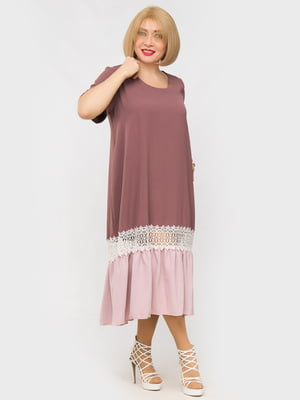 Сукня двоколірна   5781669