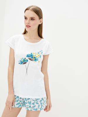 Піжама: футболка і шорти   5781806